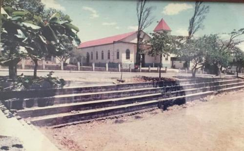 Antigus iglesia de Turrúcares1