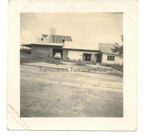Arrocera de Turrúcares; Estaba donde está hoy el Liceo de Turrúcares