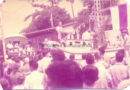 Celebración del Sagrado Corazón de Jesús. Estación de Turrúcares